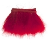 Marabou Trim 3-4in Aprox. 13g 1Yd Red